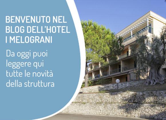 Benvenuto nel blog dell'Hotel i Melograni